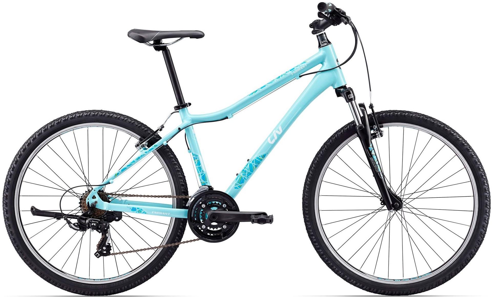 "Велосипед Giant Liv Enchant (2017) Blue/White 26"""