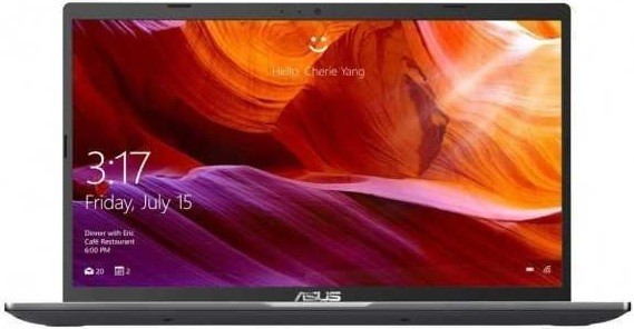 "Ноутбук Asus F509FL-EJ214T 15,6""/2,3GHz/4Gb/1Tb/GeForce MX250/W10 Grey"
