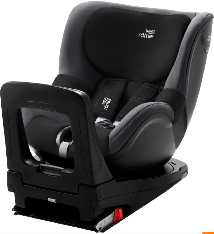 Автокресло Britax Roemer Dualfix M i-Size Black Ash (0-18 кг)