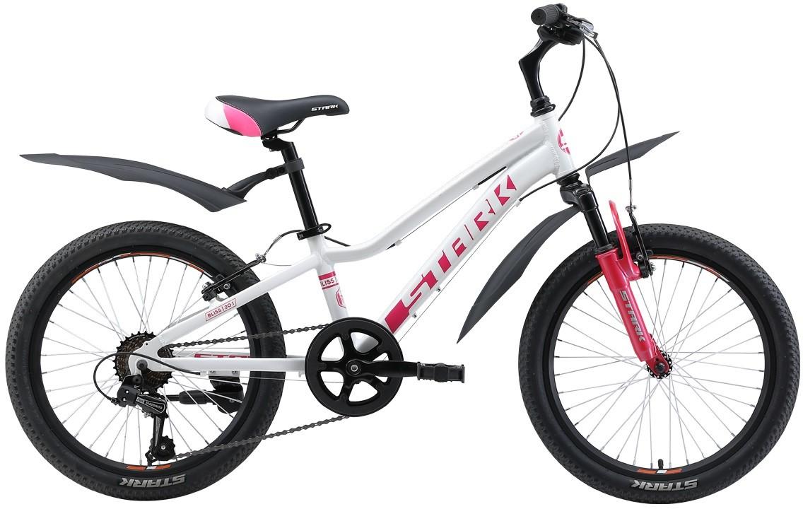 Велосипед Stark Bliss 20.1 V (2019) бел…