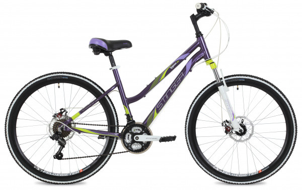 Велосипед Stinger Laguna D 26 (2019) фи…