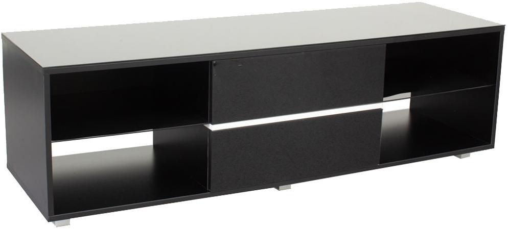 Тумба для ТВ Март LGS 1500 черный