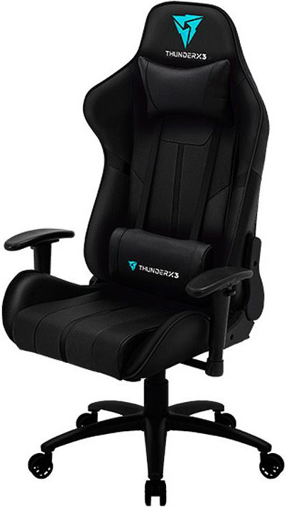 Игровое кресло ThunderX3 BC3-B черный