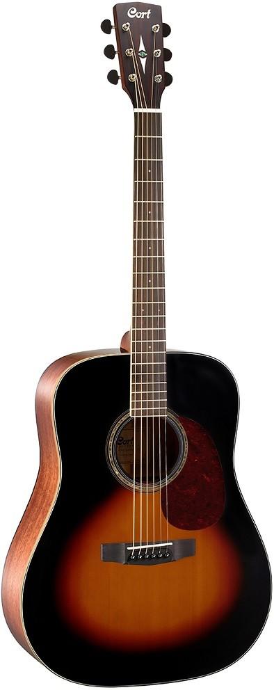 Акустическая гитара Cort Earth100-SB Ea…