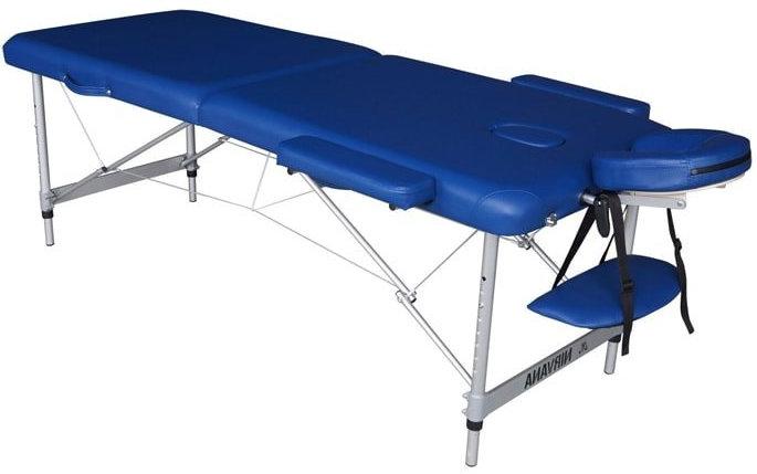 Массажный стол DFC Nirvana Elegant Luxe Blue