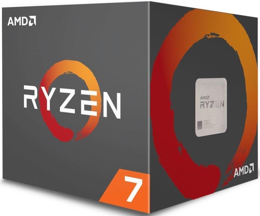 Процессор (CPU) AMD Ryzen 7 3800X 3.9GHz BOX