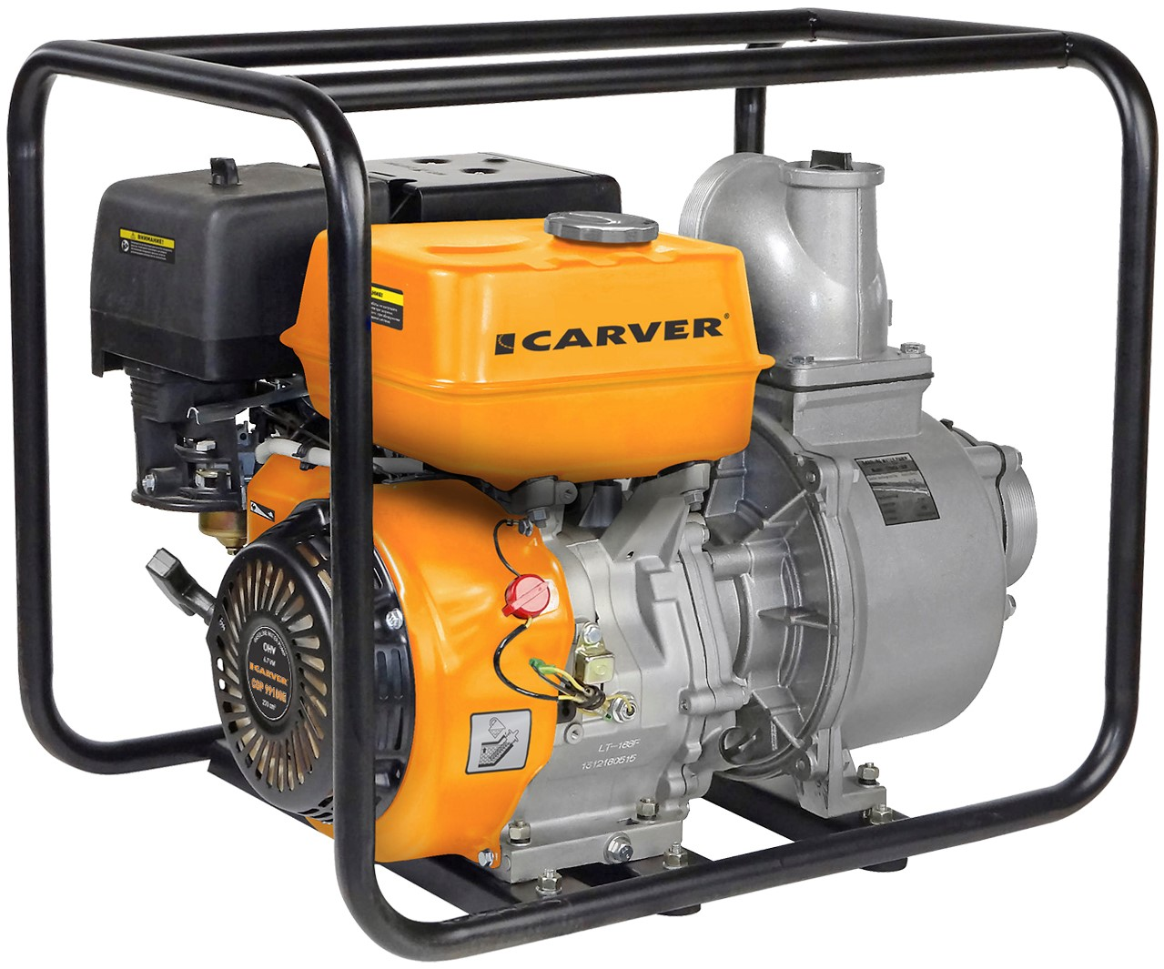Мотопомпа Carver CGP 99100 E