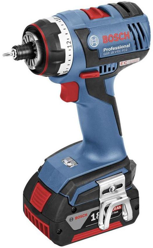 Дрель Bosch 06019E1105 (2 АКБ и ЗУ)