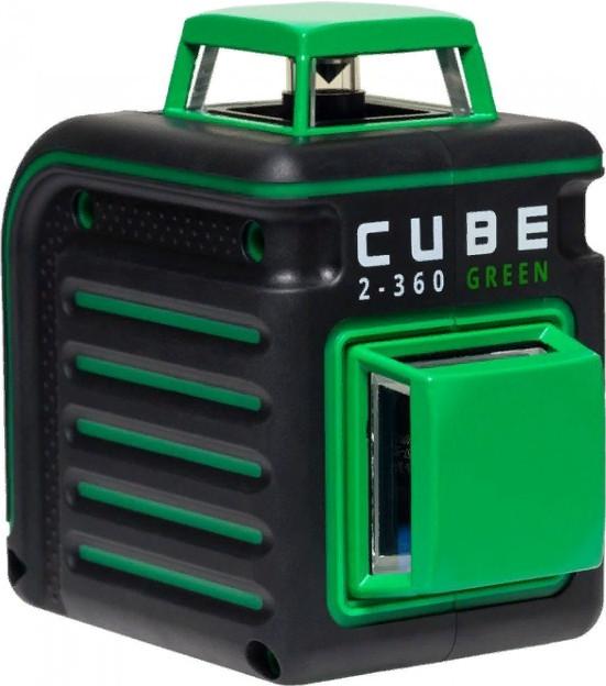 Лазерный нивелир ADA Cube 2-360 Profess…