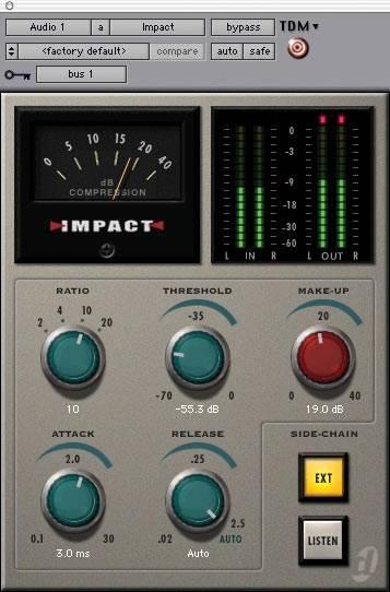 ПО для студии Avid Impact (HD Accel systems only)