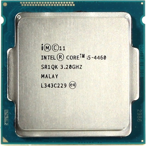Процессор (CPU) Intel Core i5-4460 3.2GHz SR1QK OEM
