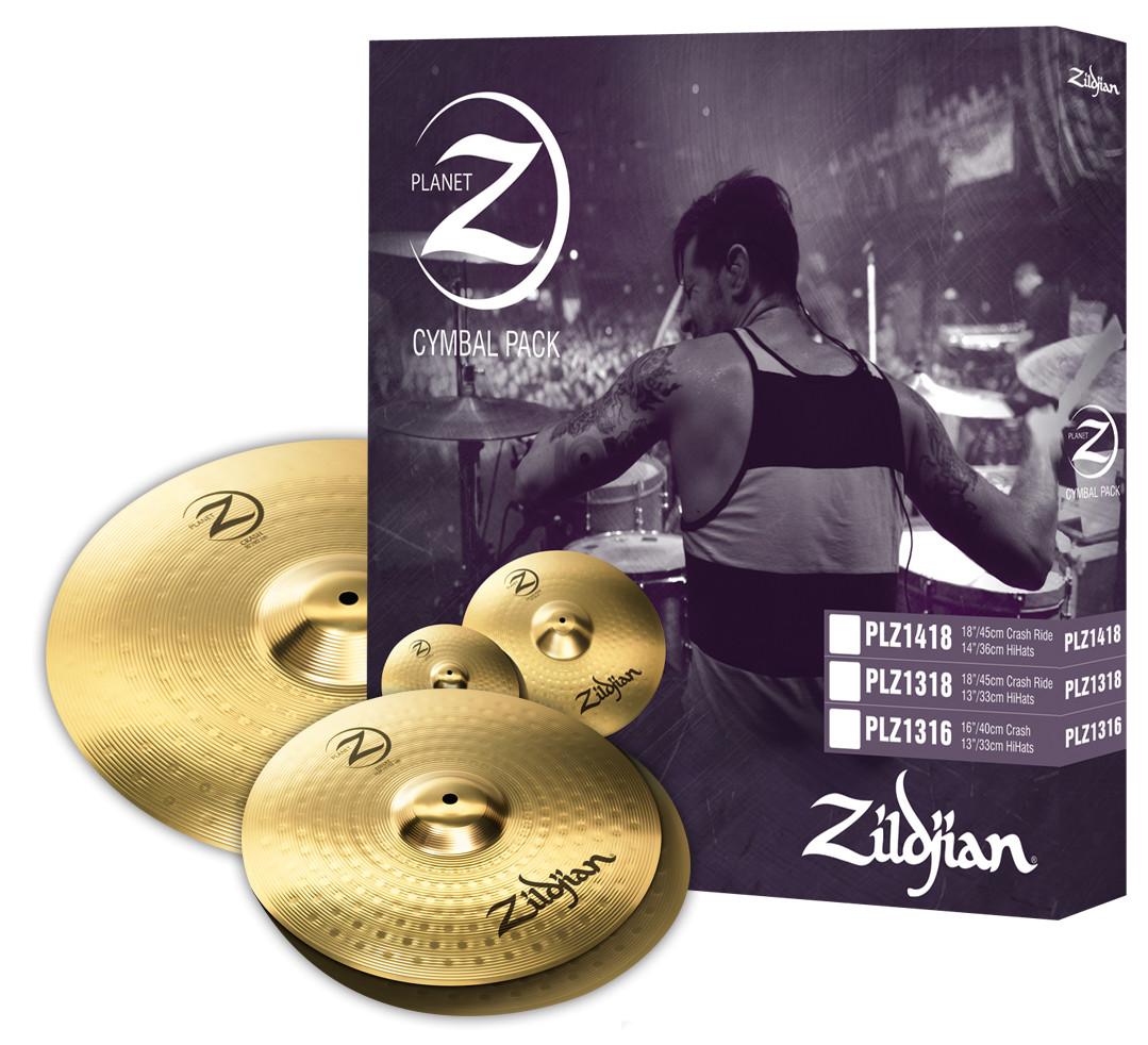 "Комплект тарелок Zildjian Planet Z PLZ1316 13/16"""