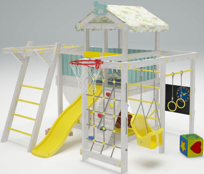 Игровой комплекс Савушка Baby 5