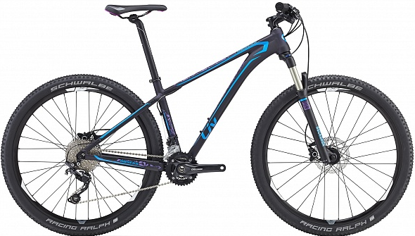 """Велосипед Giant Obsess SLR (2016) 27.5""""/XS"""
