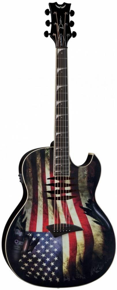Акустическая гитара Dean MakoB Glory