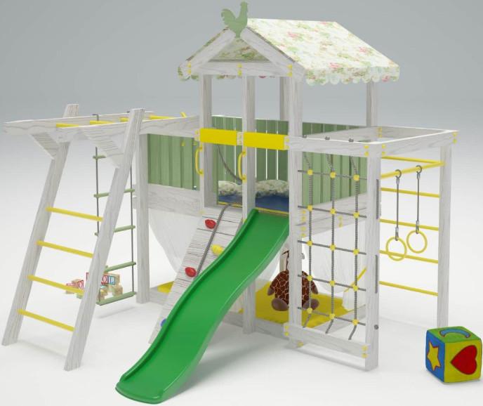 Игровой комплекс Савушка Baby 4