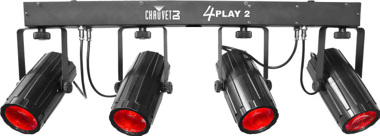 Комплект света Chauvet-DJ 4 Play2