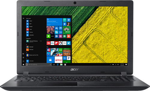 "Ноутбук Acer Aspire 3 A315-21-90JN 15,6""/1,8GHz/6Gb/1Tb/W10 Black"
