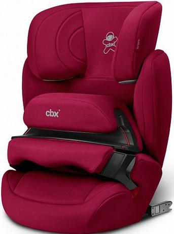 Автокресло CBX Aura-Fix Crunchy Red (9-36 кг)