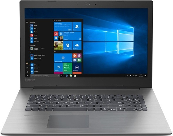 "Ноутбук Lenovo IdeaPad 330-17IKB 17,3""/2,3GHz/4Gb/500Gb/GeForce MX110/W10 Black"