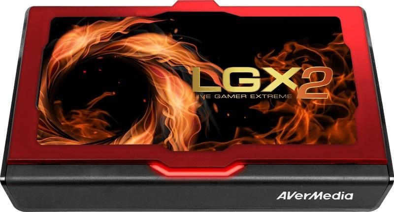 Видеозахват AverMedia Live Gamer Extreme 2