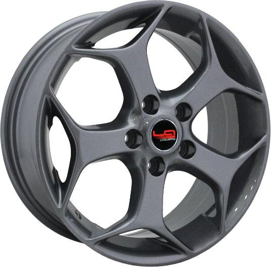 """Комплект дисков Top Driver FD12 6,5jx16"""" 5/108 ET50 D63,3 GM/насыщенный темно-серый"""