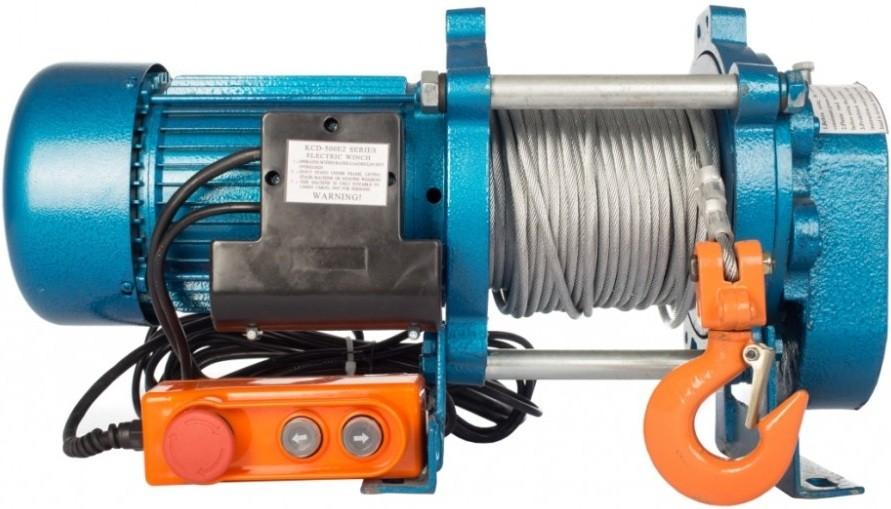 Электрическая лебедка TOR KCD CD-300-A 300кг/30м/220В