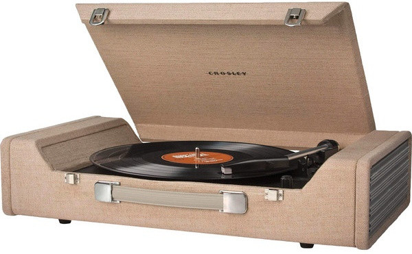 Crosley Nomad CR6232A Beige