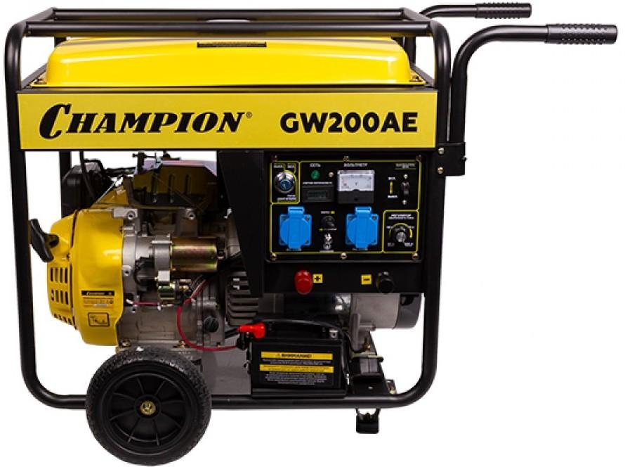 Электрогенератор Champion GW200AE