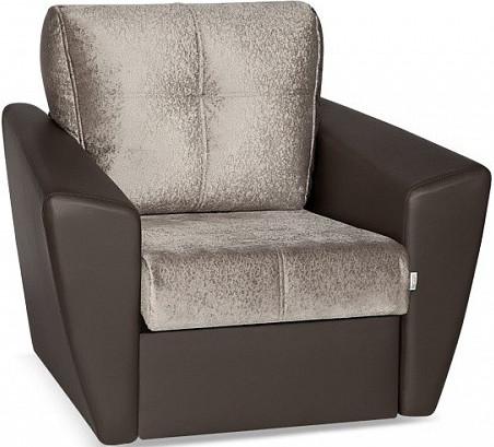 Кресло-кровать Цвет Диванов Амстердам Next кофейный 114x90x76 см