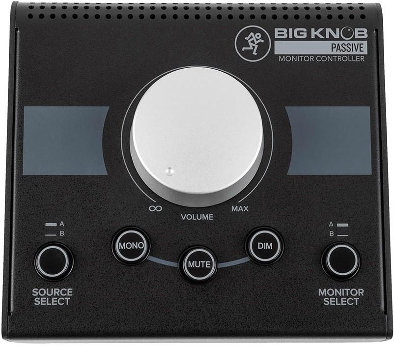Контроллер Mackie Big Knob Passive