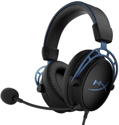Гарнитура HyperX Cloud Alpha S Blue