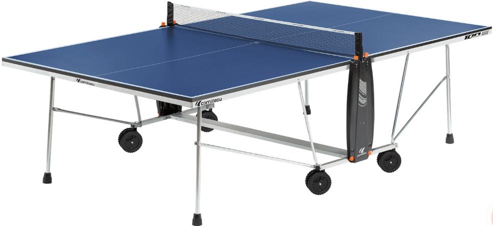 Теннисный стол Cornilleau 100 Indoor Blue