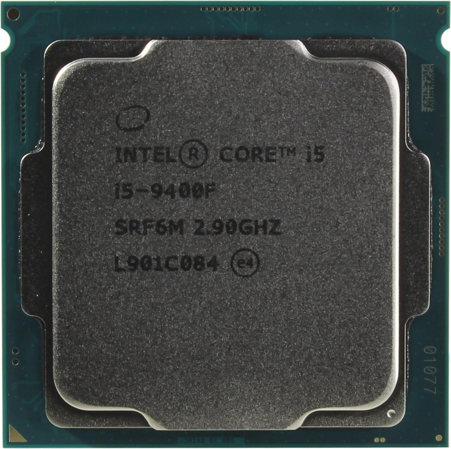 Процессор (CPU) Intel Core i5 9400F 2.9…