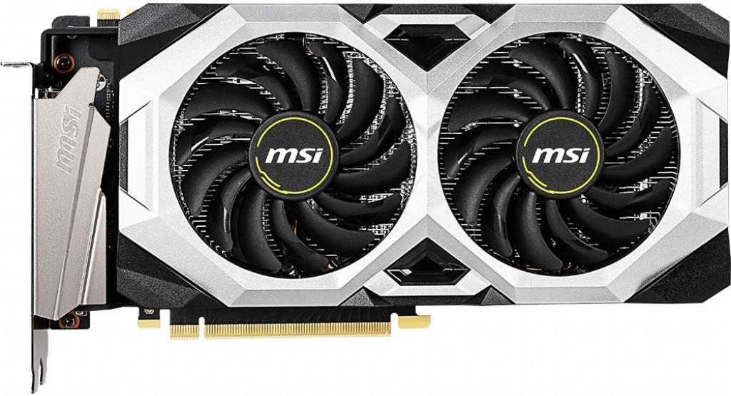 Видеокарта MSI GeForce RTX 2070 Super Ventus OC 8Gb