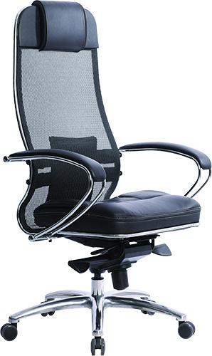 Игровое кресло Метта Samurai SL-1 черный