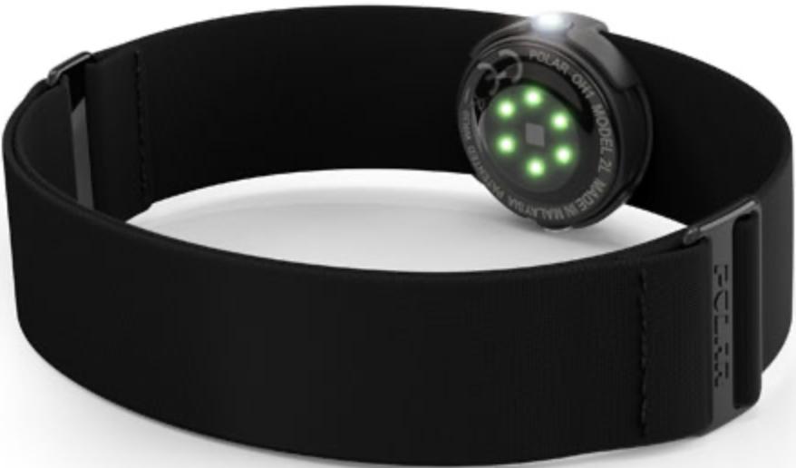 Кардиодатчик Polar OH1+ HR Sensor Black