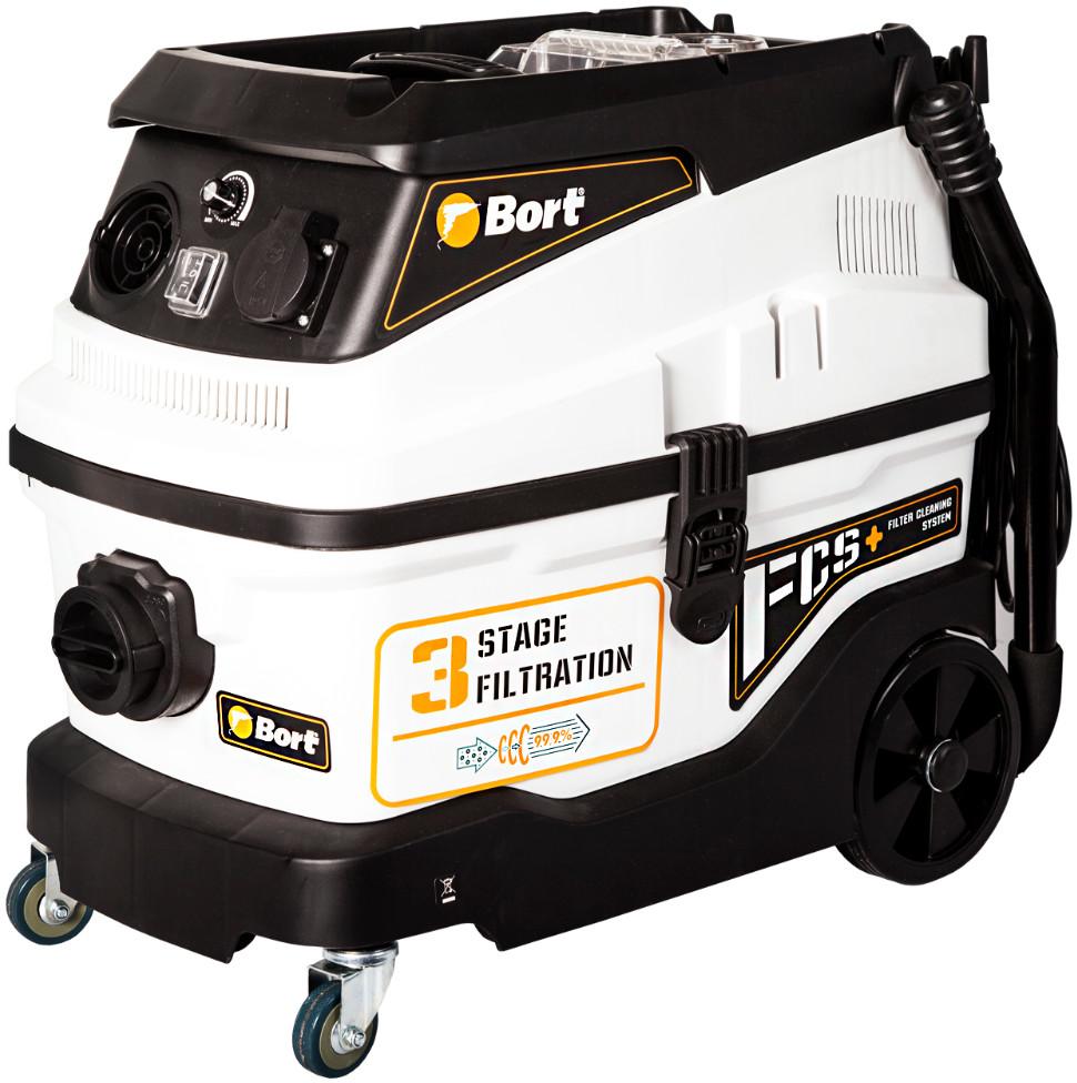 Строительный пылесос Bort BSS-1630-Premium