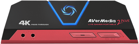 Видеозахват AverMedia Live Gamer Portable 2 Plus