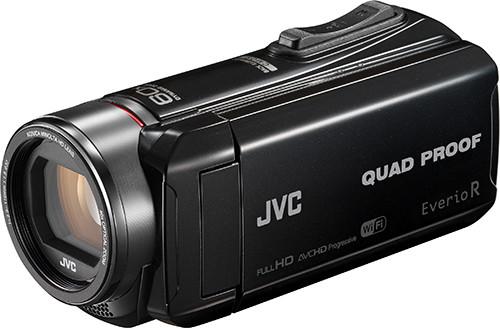 Видеокамера JVC Everio R GZ-RX621BE