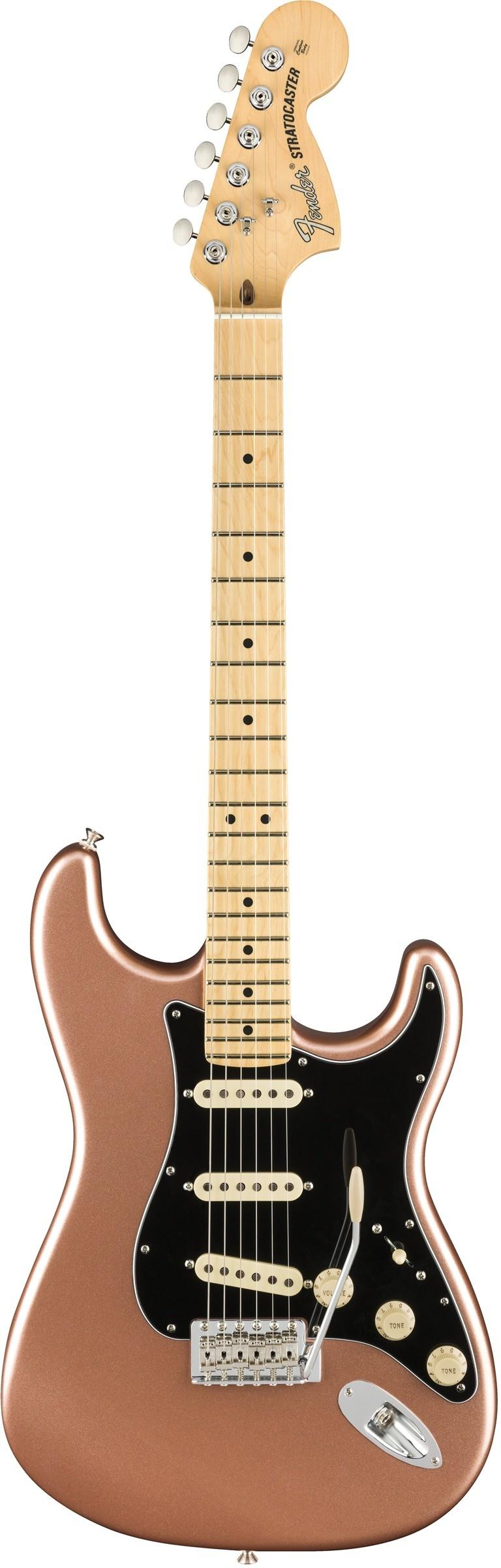 Электрогитара Fender American Performer Stratocaster Maple Fingerboard Penny
