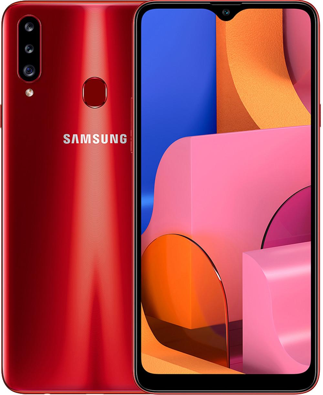 Смартфон Samsung Galaxy A20s LTE 3Gb 32Gb Red