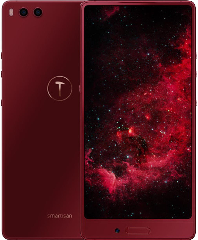 Смартфон Smartisan U3 LTE 4Gb 64Gb Burg…