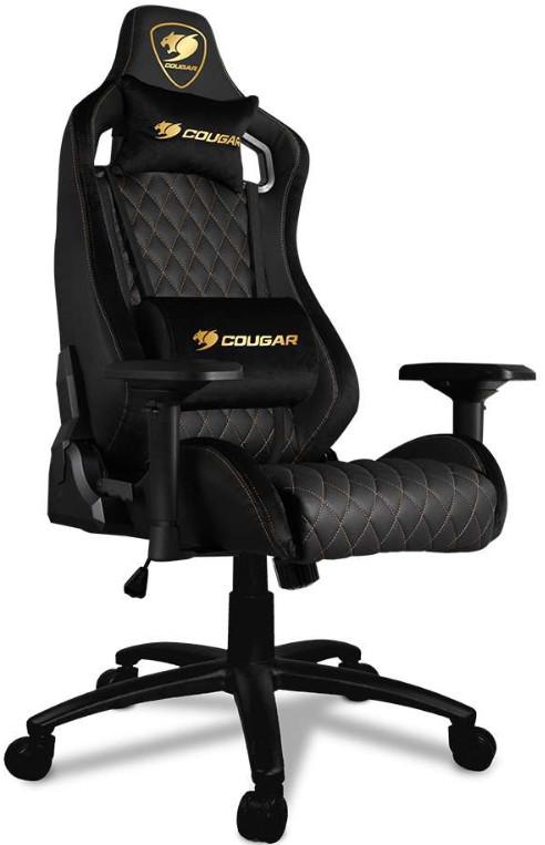 Игровое кресло Cougar Armor S Royal чер…