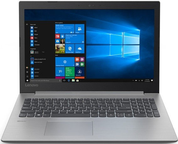 "Ноутбук Lenovo IdeaPad 330-15ARR 15,6""/2,5GHz/4Gb/1Tb/Radeon 530/W10 Grey"