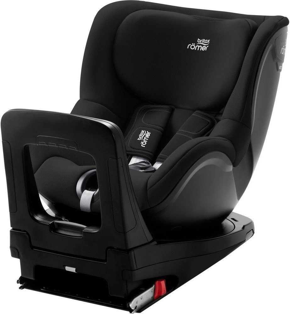 Автокресло Britax Roemer Dualfix i-Size Cosmos Black (0-18 кг)