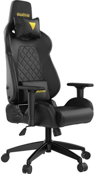 Игровое кресло Gamdias Hercules E1-B че…