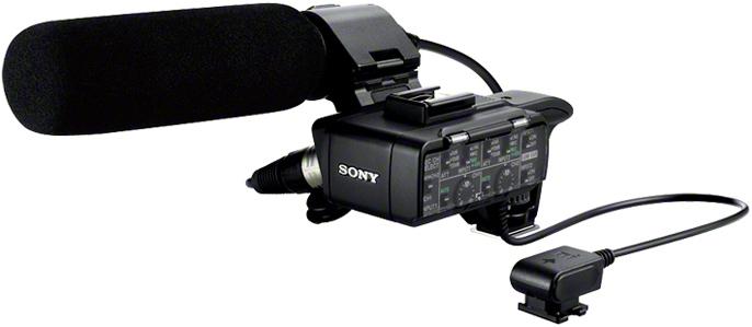 Комплект адаптера Sony XLR-K1M XLR