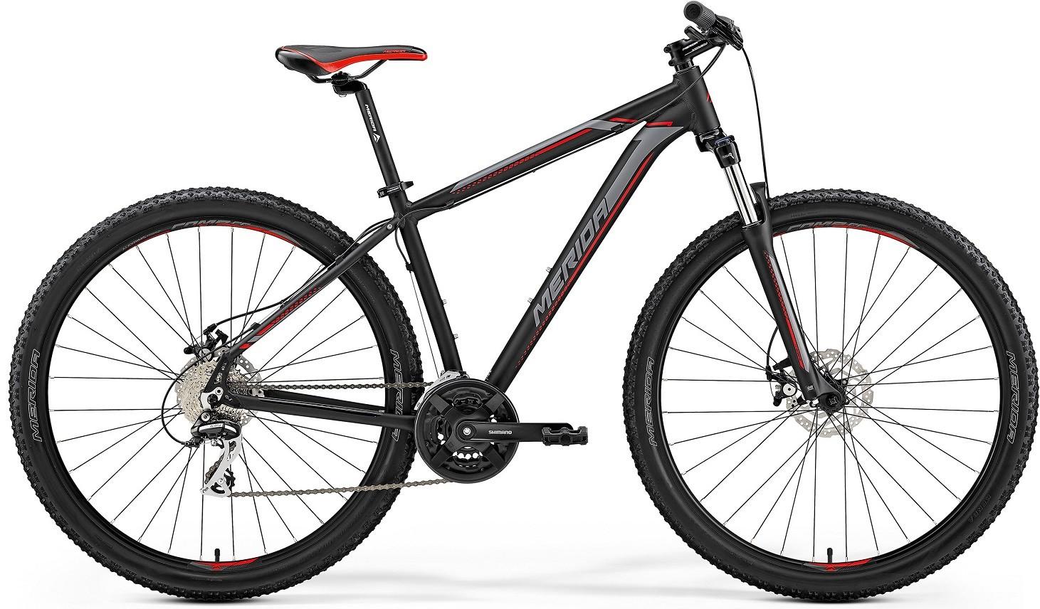 Велосипед Merida Big Nine 20-MD (2019) …