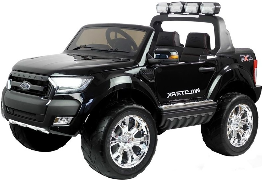 Электромобиль ToyLand Ford Ranger New 4х4 F650 Black